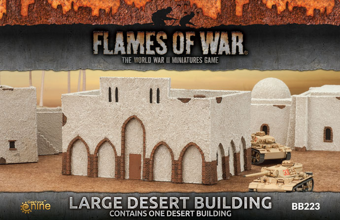 Large Desert Building (BB223)