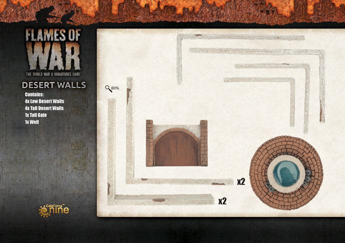 Desert Walls (BB225)