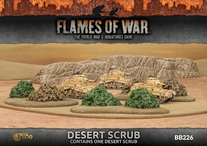 Desert Scrub (BB226)