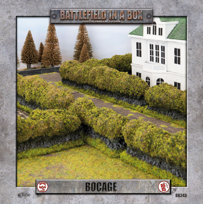 Battlefield in a Box: Bocage (BB243)