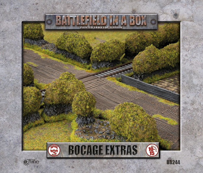 Battlefield in a Box: Bocage Extras (BB244)