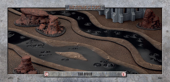 New Battlefield In A Box Terrain
