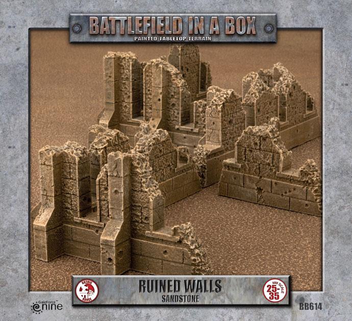 New Battlefield In A Box Terrain