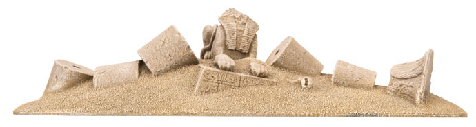 Battlefield in a Box: Forgotten City Silent Sphinxes (BB905)