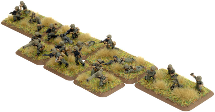 Weapons & Anti-tank Platoons (VAR706)