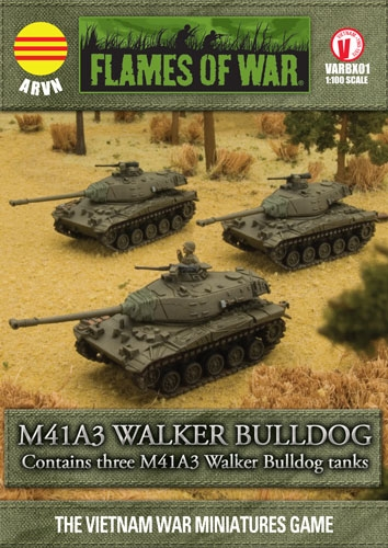 M41A3 Walker Bulldog (VARBX01)