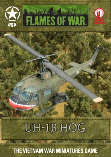 UH-1B Hog (VBX02)