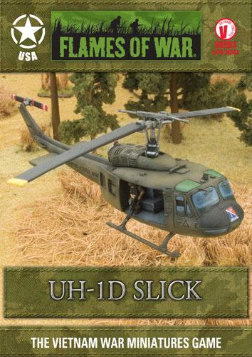 UH-1D Slick (VBX03)