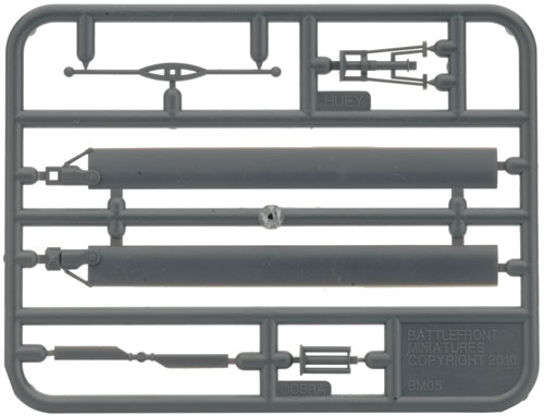 The Plastic Rotor Sprue