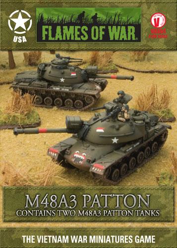 M48A3 Patton (VBX04)
