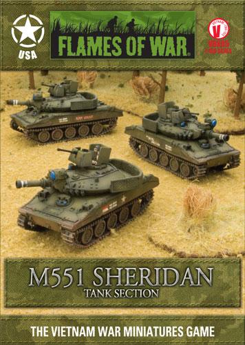 M551 Sheridan (VBX05)