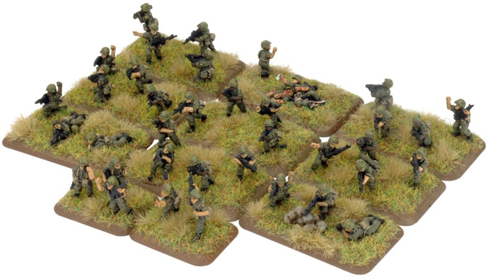 Rifle Platoon (Airmobile) (VUS702)