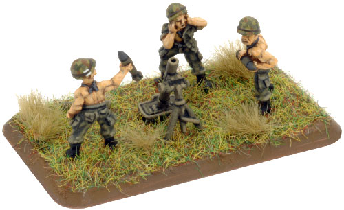 Mortar Platoon (VUS715)