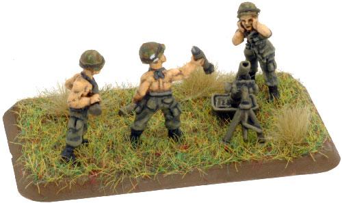 Vietnam Mortar Fire : Hobby
