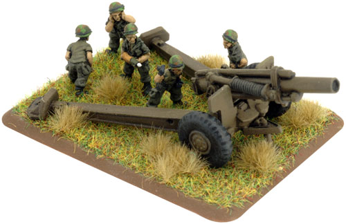 155mm Field Artillery Battery (VUSBX10)