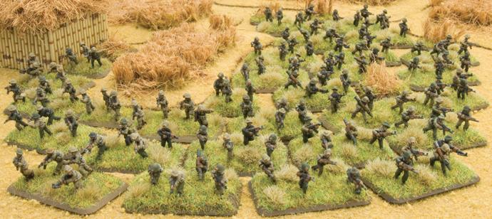 The People's Army: Fielding a North Vietnamese Tiểu Đoàn Bộ Binh Company