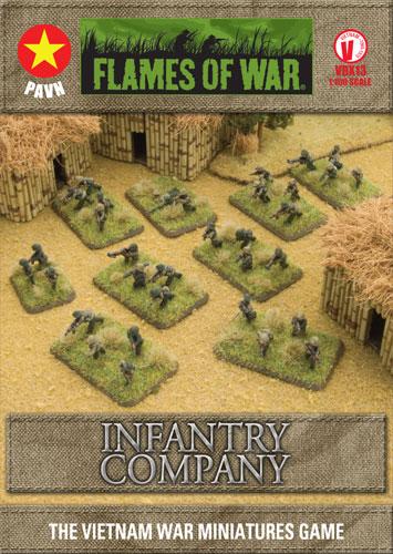 PAVN Infantry Company (VBX13)