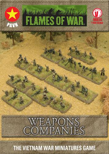 PAVN Weapons Companies (VBX14)