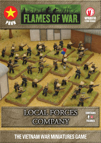 Local Force Company (VPABX10)