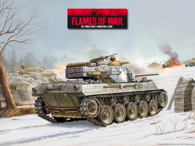 M18 Hellcat (Winter)
