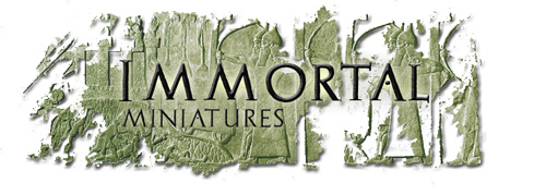 Immortal Miniatures Logo