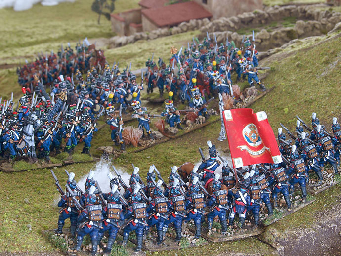The Battle of Bussaco, 1810