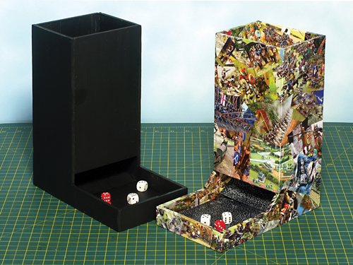 Dice Towers