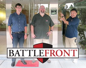 Battlefront Factory Tour