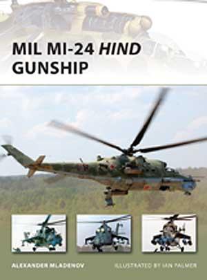 Mil Mi-24 Hind Gunship