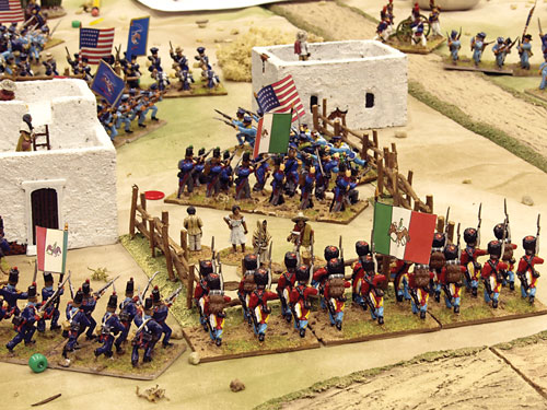 "mexican american war mini q essay The opposing viewpoints : links: homepage history of the war timeline of major events most american historians would call this war as ""the mexican-american."
