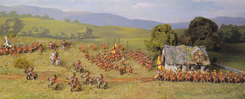 The Battle of Killiecrankie, 1689