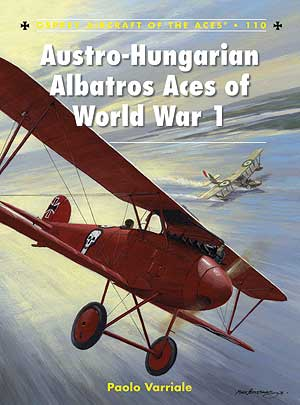 Austro-Hungarian Albatros Aces of World War I