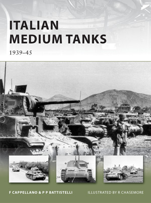 Italian Medium Tanks: 1939–45