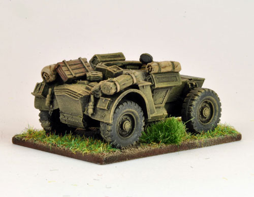 20mm WWII Daimler by Milicast