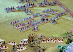 Battle of Tabaruzaka: Orders of Battle
