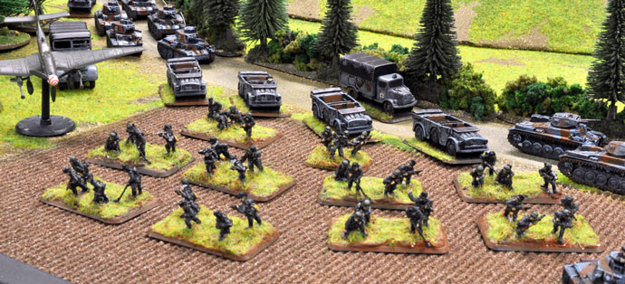 2012 Flames Of War U.S. Nationals: Extra Photos