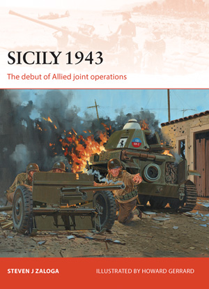 Sicily 1943: The Debut of Allied Joint Operations