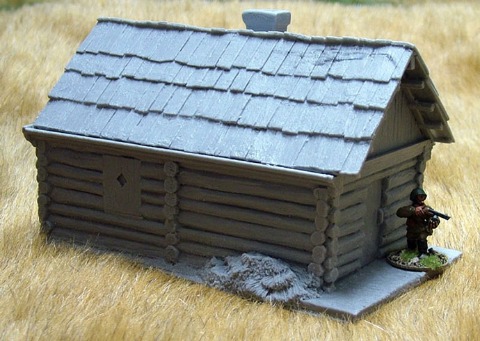 28mm Eastern European Buildings