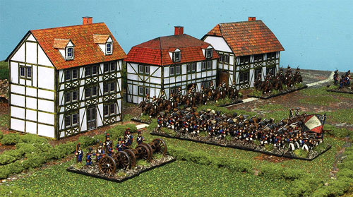 How To Build: 17th - 18th Century European Houses