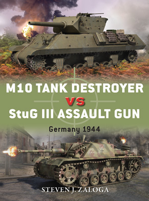 M10 Tank Destroyer vs StuG III Assault Gun