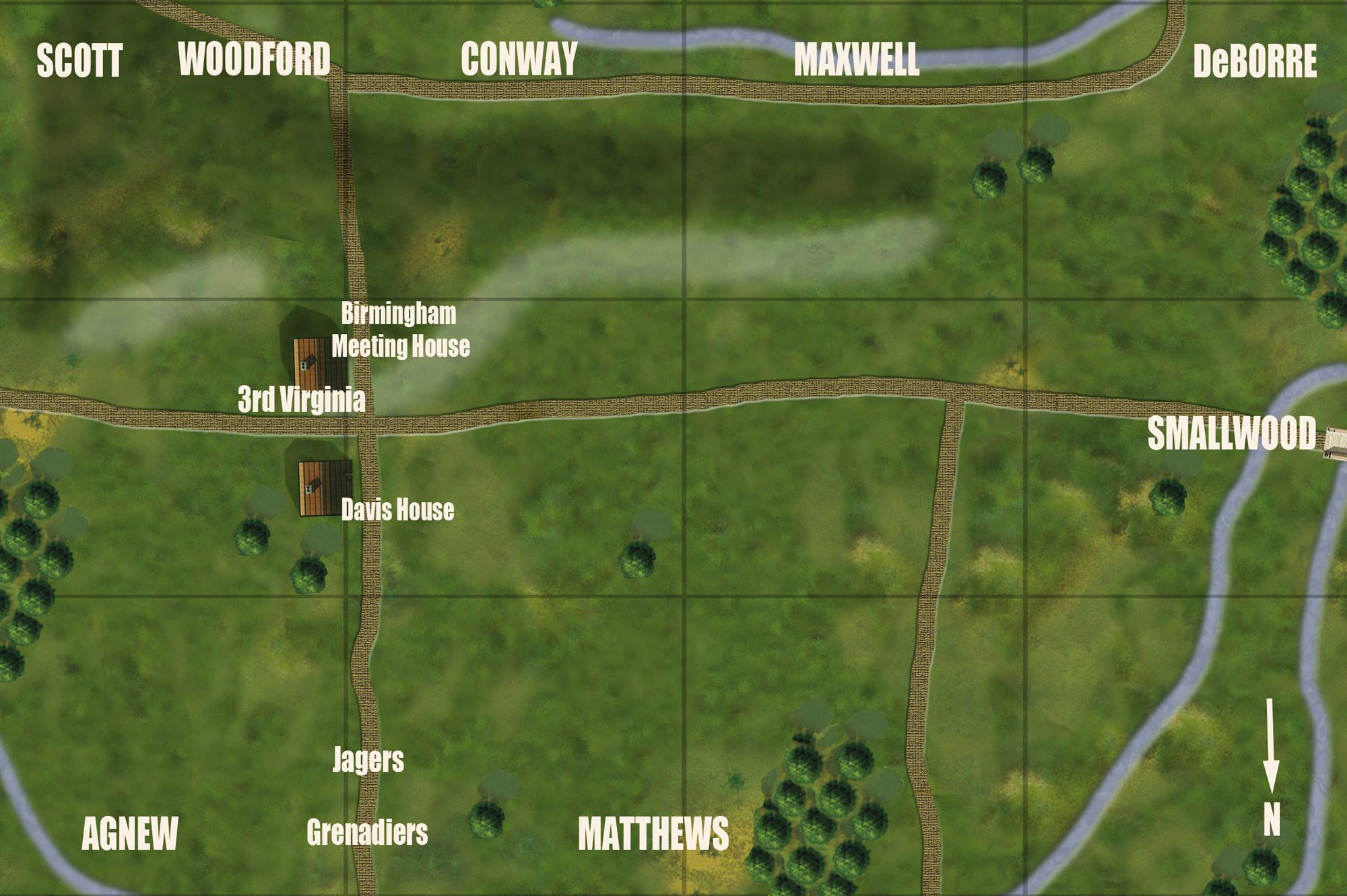 brandywine battlefield map - photo #26