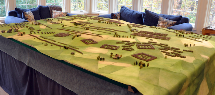 Waterloo in 6mm