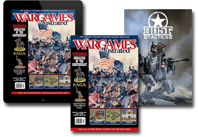 Wargames Illustrated Issue 317