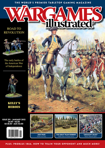 Wargames Illustrated Issue 291
