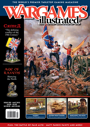 Wargames Illustrated 295