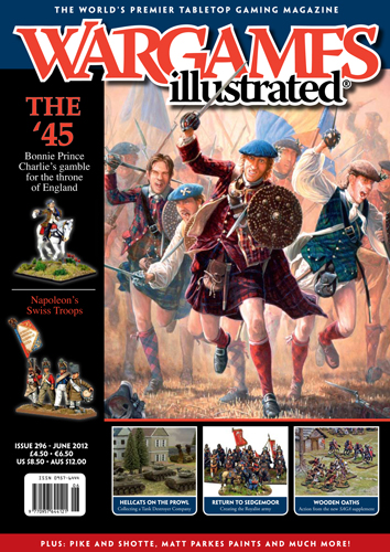 Preview of Wargames Illustrated Issue 296