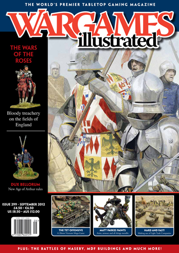 Wargames Illustrated Issue 299