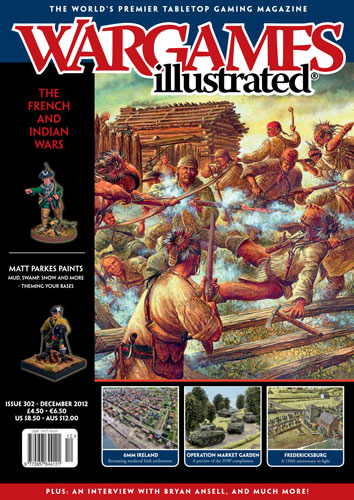 Wargames Illustrated Issue 302