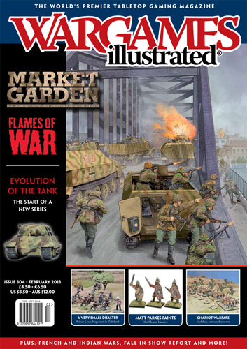 Wargames Illustrated Issue 304