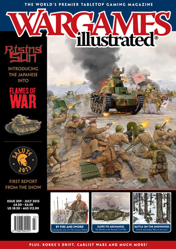 Wargames Illustrated Issue 309